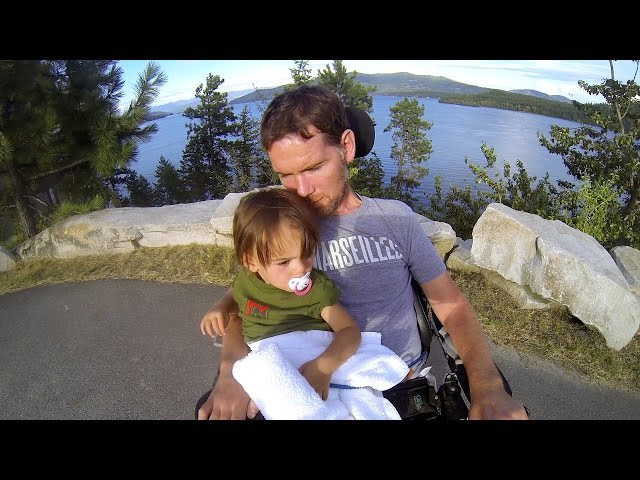 GoPro Cause: NFL's Steve Gleason and ALS – A Loving Father's Story
