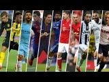 Football Strikers Mix 2017 - Griezmann, Auba, Aguero, Suarez, Cavani, Ibra, Higuain, Kane &amp More!