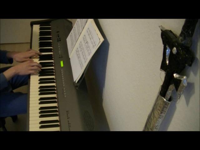 Gingitsune - Wasureenai Kioku - Piano