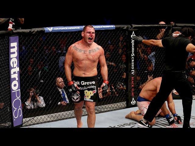 Cain Velasquez vs Junior Dos Santos | GREATEST RIVALRIES in UFC HISTORY