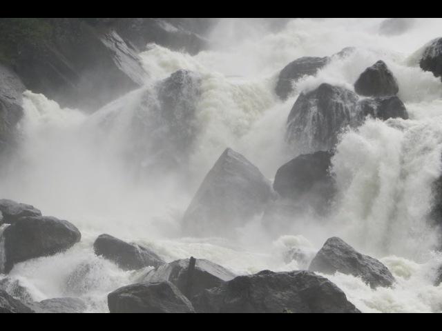 Сплав по реке Чульча 2004 г.