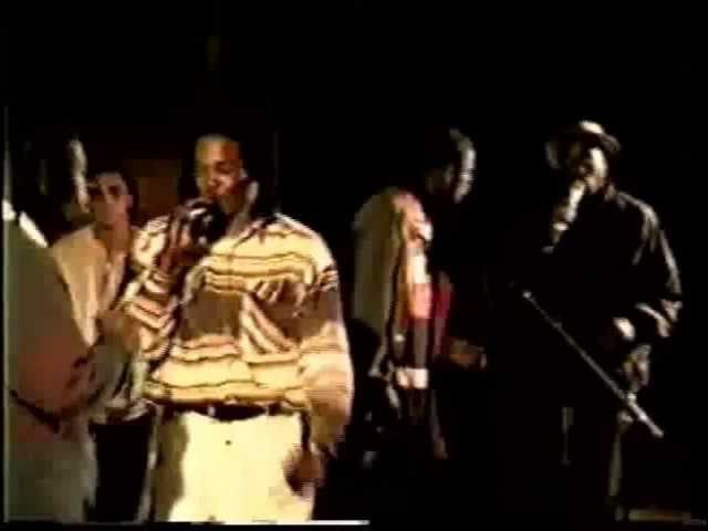 Busta Rhymes Rampage - Woo-Hah!! Got You All in Check / live (1995)