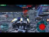 New Heavy Prototype (Spiral) War Robots Test Server 2.5.0 (173)