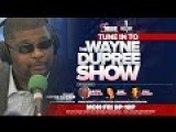 LIVE The Wayne Dupree Show 111516