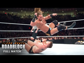 FULL MATCH — The Revival vs. Enzo Amore & Cass - WWE NXT Tag Team Title Match: Roadblock 2016