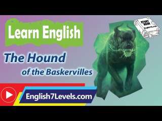 Learn English Through Story ★ Subtitles: The Hound of the Baskervilles (Level 4)