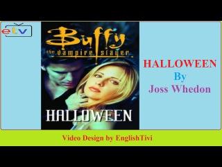 Learn English Through Story ● HALLOWEEN Joss Whedon -- Elementary Level ✔