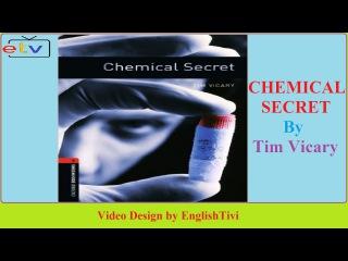 Learn English Through Story ● CHEMICAL SECRET -- Tim Vicary -- Elementary Level ✔