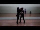 Ksenia Kozlovskaya & Boris Yakovenko, salsa on2 (advanced level)