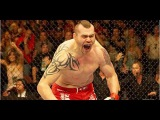 When MMA Fighters Lose Control
