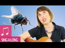 Shoo Fly Don't Bother Me - Kids Songs by Alina Celeste