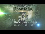 Luca Turilli's RHAPSODY - Prometheus, The DOLBY ATMOS Experience + Cinematic And Live (OFFICIAL)