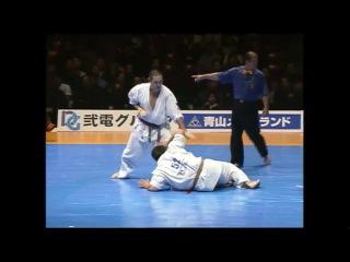 Domawashi-Kaitengeri. Norichika Tsukamoto