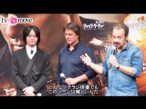 TOM CRUISE in JAPAN for Jack Reacher Never Go Back