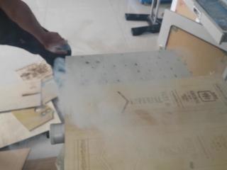 JQ 80 marking machine