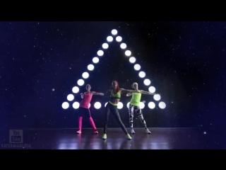 CARDIO DANCE 3 ▲ Танцевальное кардио _ Упражнения для рук _ Аэробика для похудения дома