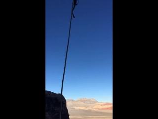 Джаред в Red Rock Canyon   20.12.2016 (1)