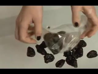 Среда обитания. Чернослив и курага в шоколаде. Что спрятано внутри?