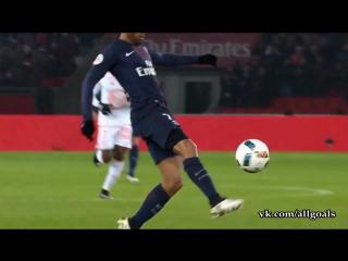 Чемпионат Франции 2016-17 / Лучшие голы 19-го тура / Топ-5 [HD 720p]