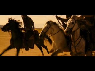 Арн: Рыцарь-тамплиер (2007). Схватка крестоносцев с разбойниками в пустыне. 1177 год.