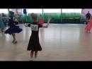 конкурс спортивных бальных танцев-Кубок весны