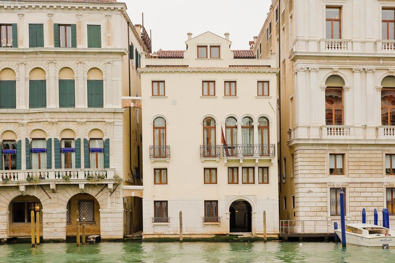 Венецианский отель Palazzina G  Отель Palazzina G расположен на Гранд-канале в Венеции, Италия.