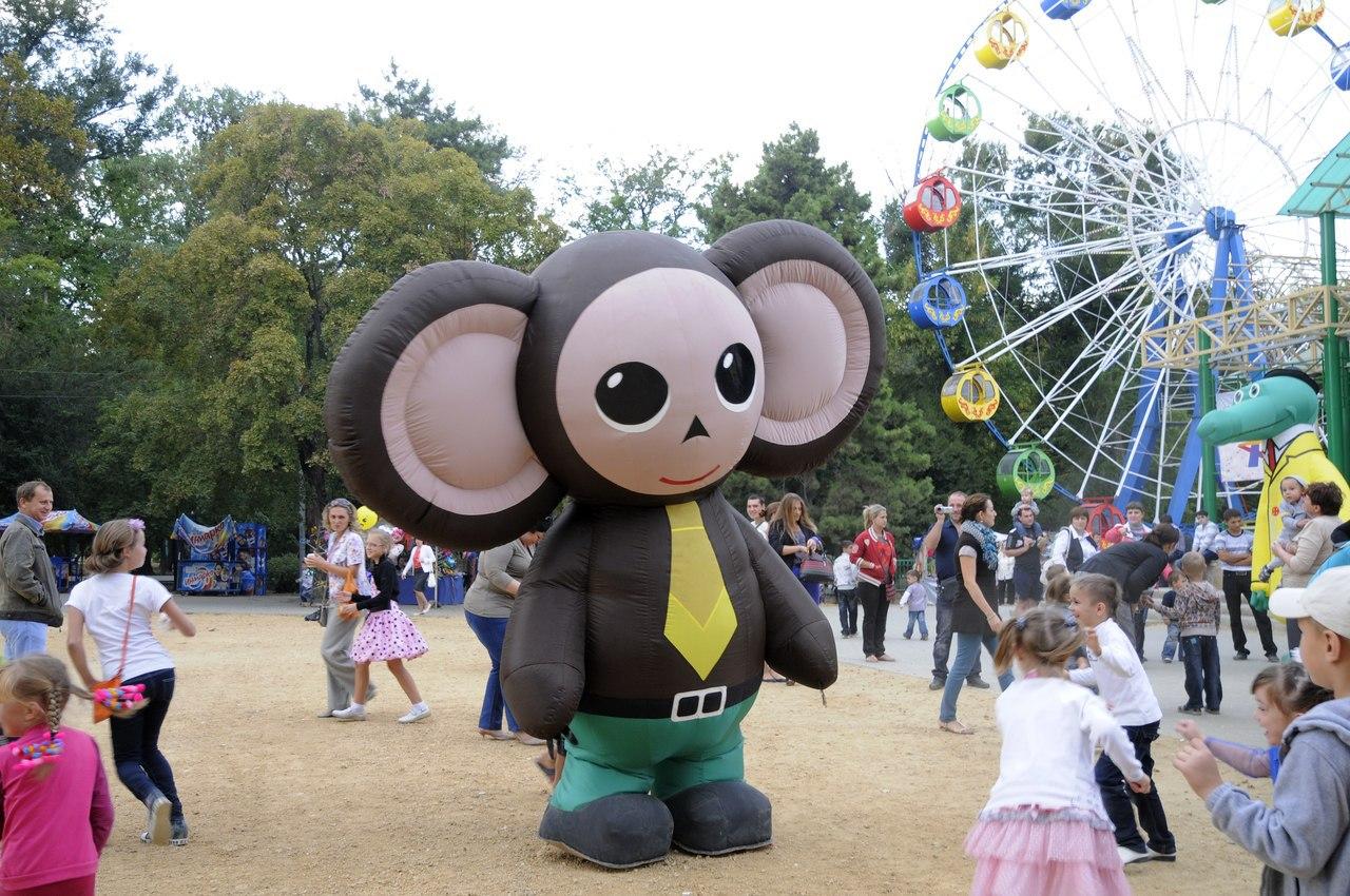 К 1 сентября в Таганроге парк им. Горького подготовил праздничную программу