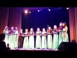 Концерт на благотворительной ярмарке г. Климовск