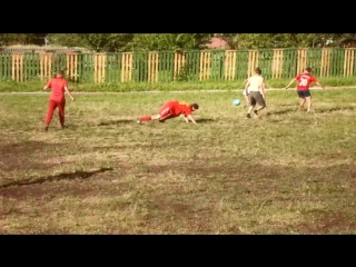 Лучники 16-1 Копыльская (1 тайм)