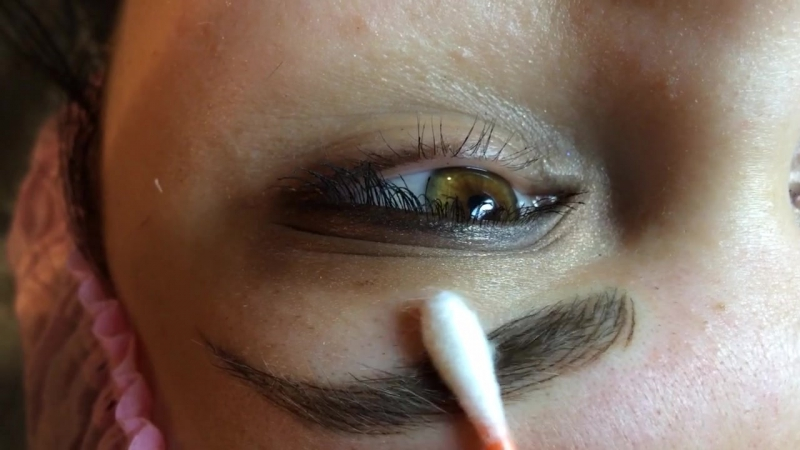 Microblading Brow by Anna Shiran