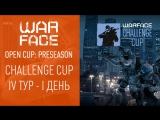 Open Cup Preseason: Challenge Cup IV-I