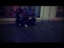 Уличные музыканты. Питер.