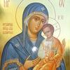 Храм Песчанской иконы Божией Матери в Таврово