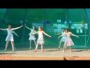 Девочки наши танцуют...