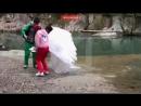 Бузында истерит во время съёмок клипа Люди не верили