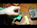 ...ремонт модуля в процессе texno-bot