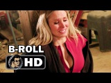 CHIPS B-Roll &amp Bloopers Footage (2017) Dax Shepard, Kristen Bell Comedy Movie HD