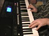 Yamaha PSR 433 - Джо Дассен -Бабье лето Lete indien или - Где же ты