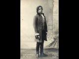 Leonid Sobinov Porquoi me reveiller Werther Jules Massenet