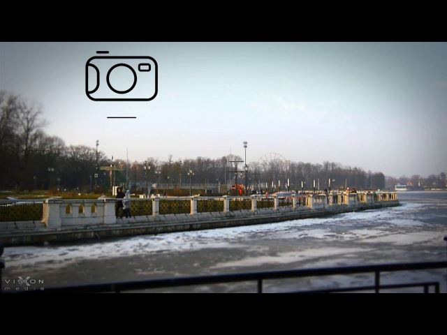 Tiltshift Konigsberg: Верхнее озеро в Калининграде