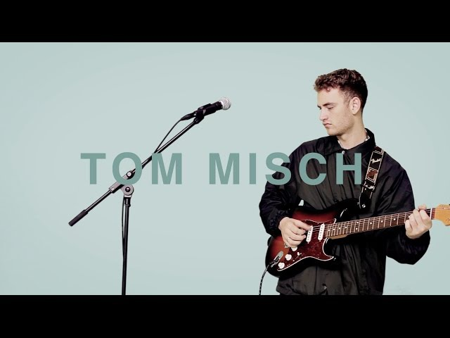 Tom Misch - Man Like You (Patrick Watson Cover) | A COLORS SHOW