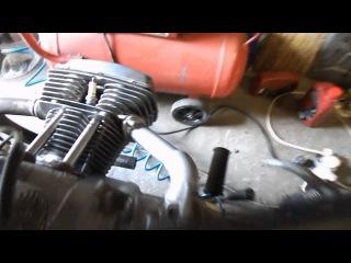 один карбюратор на мотоцикл Днепр 11