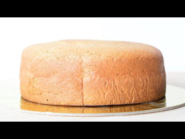 Бисквит Очень простой рецепт