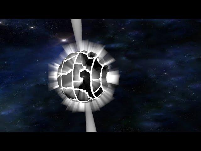 Pulsar Animation Neutron Star