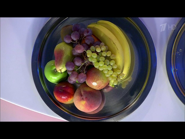 Жить здорово! Вынеправильно едите фрукты как исправить ошибки (28.10.2016)