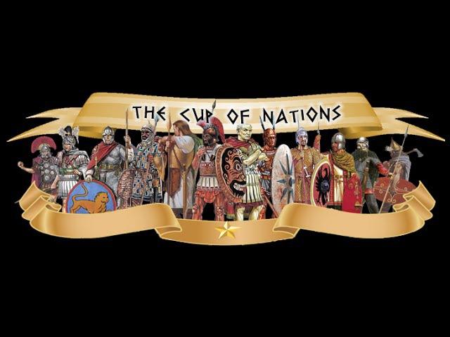 Rome Total War «The Cup of Nations» season XIV HoS Nidintu vs IoW Nermin