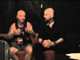 Aaron Interview Metaldays Hard n Heavy MK, 25-07-2014