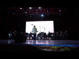 Scorpions - Wind Of Change в исполнении военного духового оркестра. Уральск