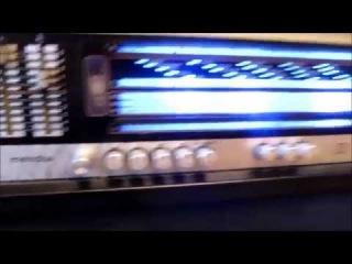 вторая жизнь радиолы с использованием A25 - usb-tf радио Bluetooth MP3 , WMA декодера
