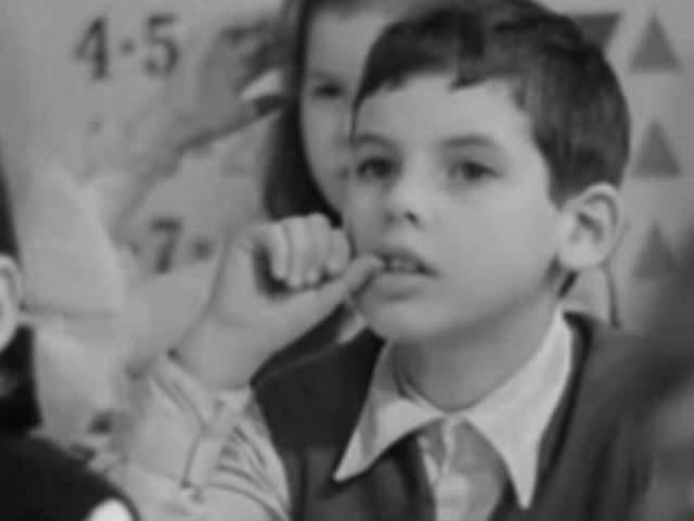 Советская Казань Второклассники 90 школы 1977 год